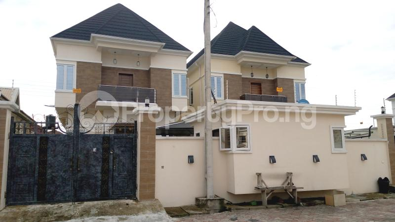 5 bedroom Detached Duplex House for sale In a Gated Estate at Agungi Lekki Agungi Lekki Lagos - 0