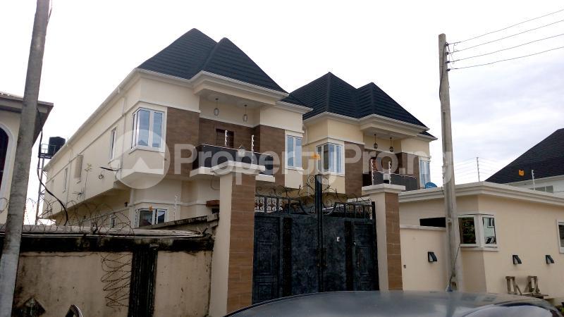 5 bedroom Detached Duplex House for sale In a Gated Estate at Agungi Lekki Agungi Lekki Lagos - 25