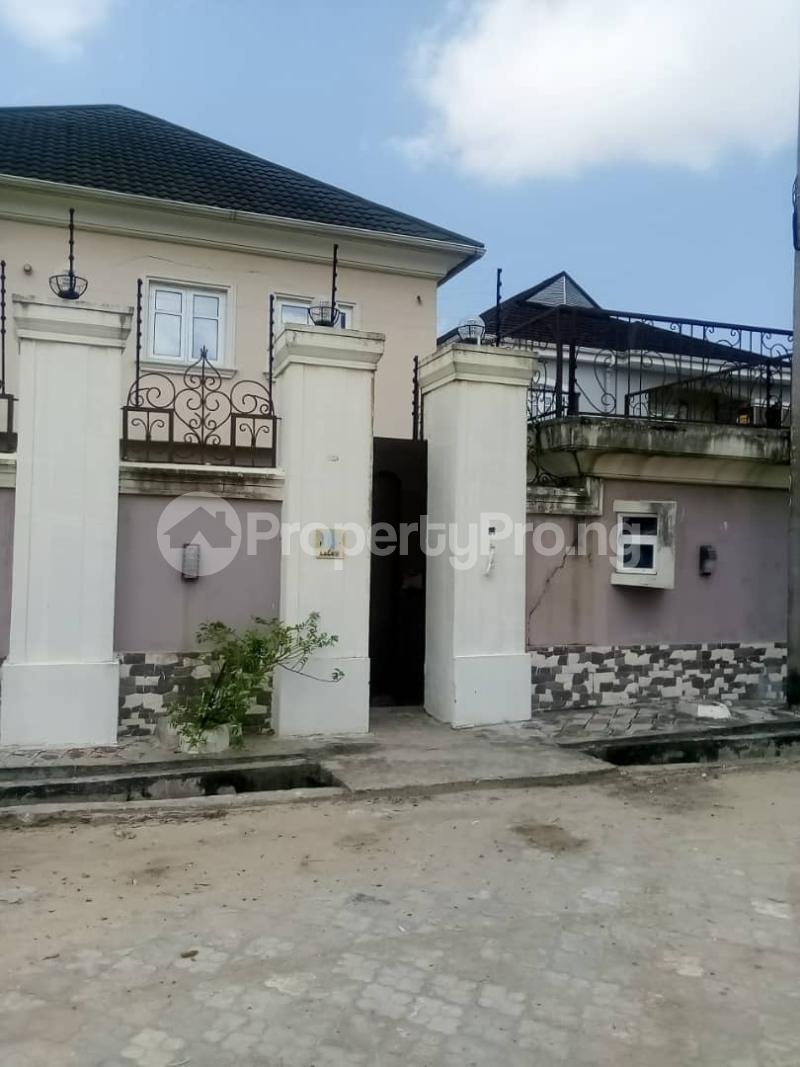 3 bedroom Flat / Apartment for rent Lake view estate Amuwo Odofin Lagos - 0