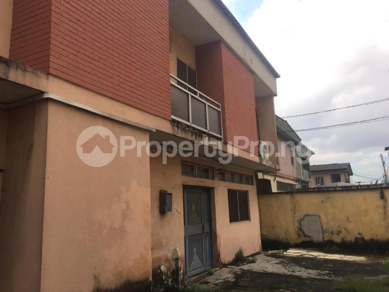 Flat / Apartment for sale Samshonibare Surulere Lagos - 0