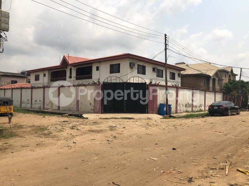 3 bedroom Flat / Apartment for sale Jemtek Ago palace Okota Lagos - 4