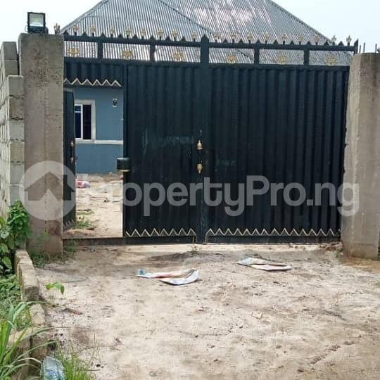 2 bedroom House for sale  Igboetche road off Rumukwurushi new layout Port Harcourt. Rumuokwurushi Port Harcourt Rivers - 3