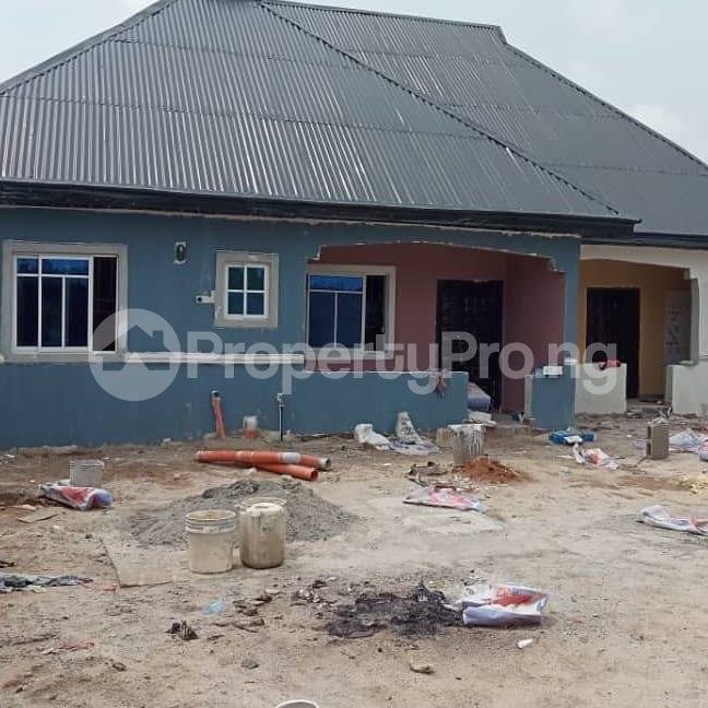 2 bedroom House for sale  Igboetche road off Rumukwurushi new layout Port Harcourt. Rumuokwurushi Port Harcourt Rivers - 1
