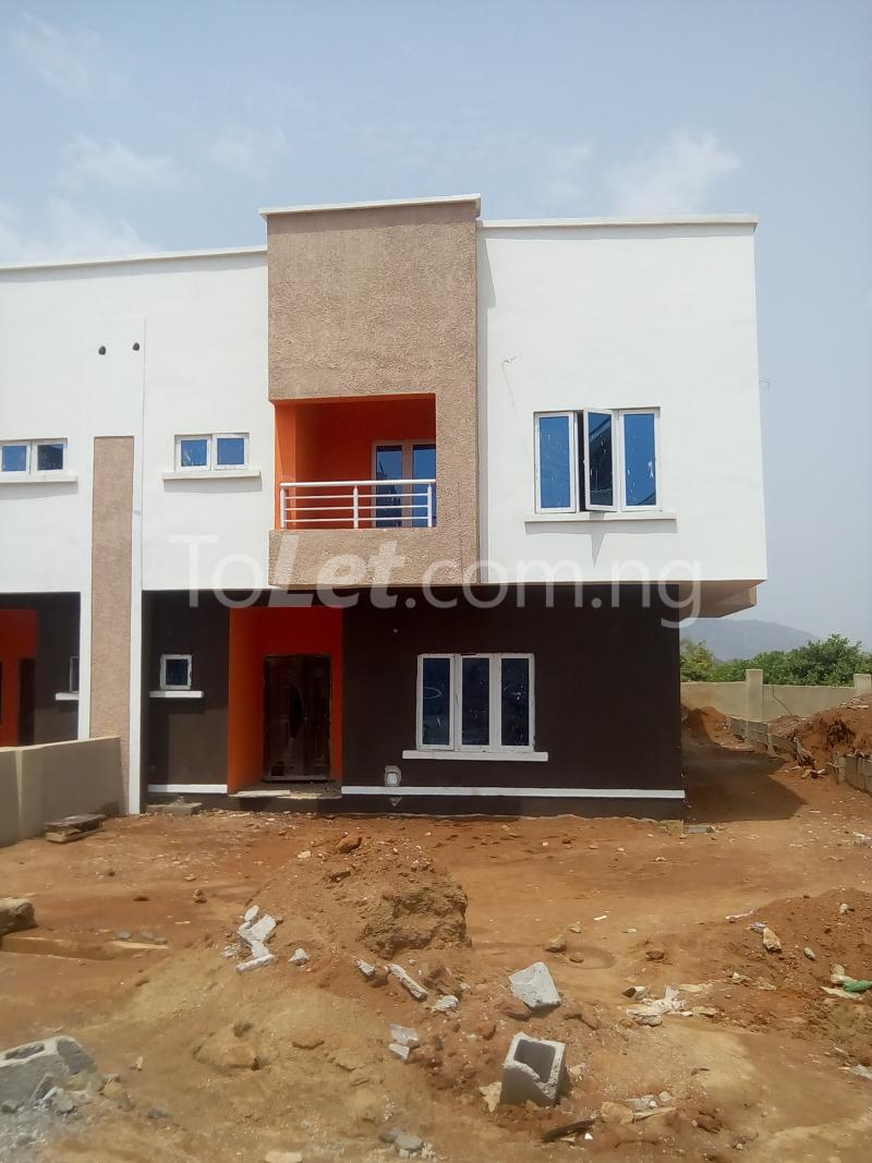 4 bedroom House for sale Before brains and hammers estate Lifecamp Life Camp Abuja - 7