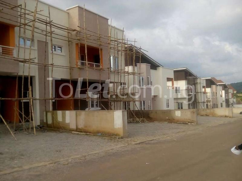 4 bedroom House for sale Before brains and hammers estate Lifecamp Life Camp Abuja - 0