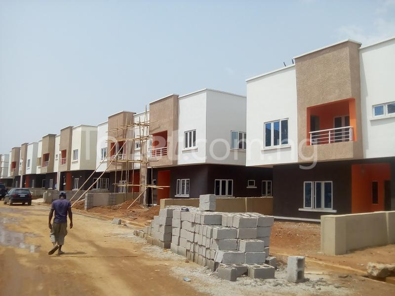 4 bedroom House for sale Before brains and hammers estate Lifecamp Life Camp Abuja - 8