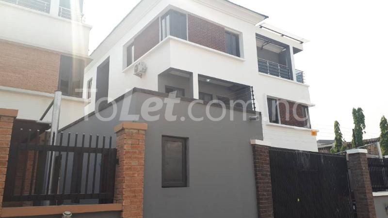 5 bedroom House for rent PARKVIEW ESTATE Parkview Estate Ikoyi Lagos - 1