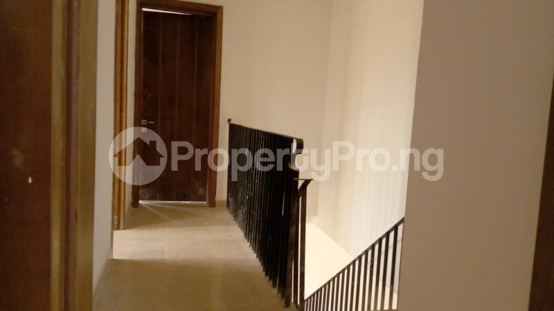 5 bedroom Semi Detached Duplex House for sale ONIRU Victoria Island Lagos - 12