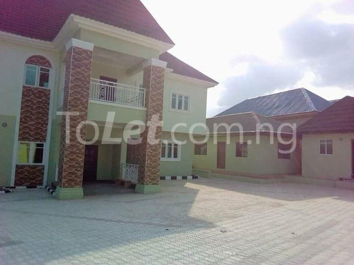 5 bedroom House for sale  republic estate phase2, independence layout Enugu  Enugu Enugu - 1