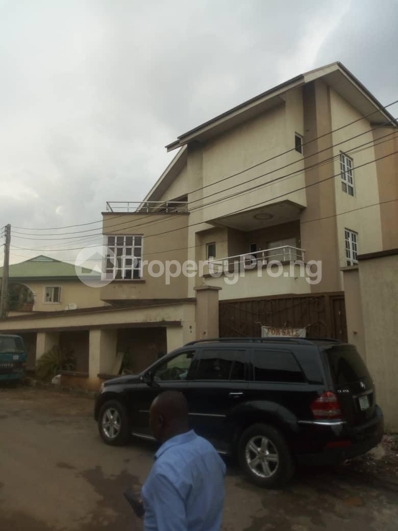5 bedroom Detached Duplex House for sale IKOSI GRA, CMD ROAD, MAGODO CMD Road Kosofe/Ikosi Lagos - 0
