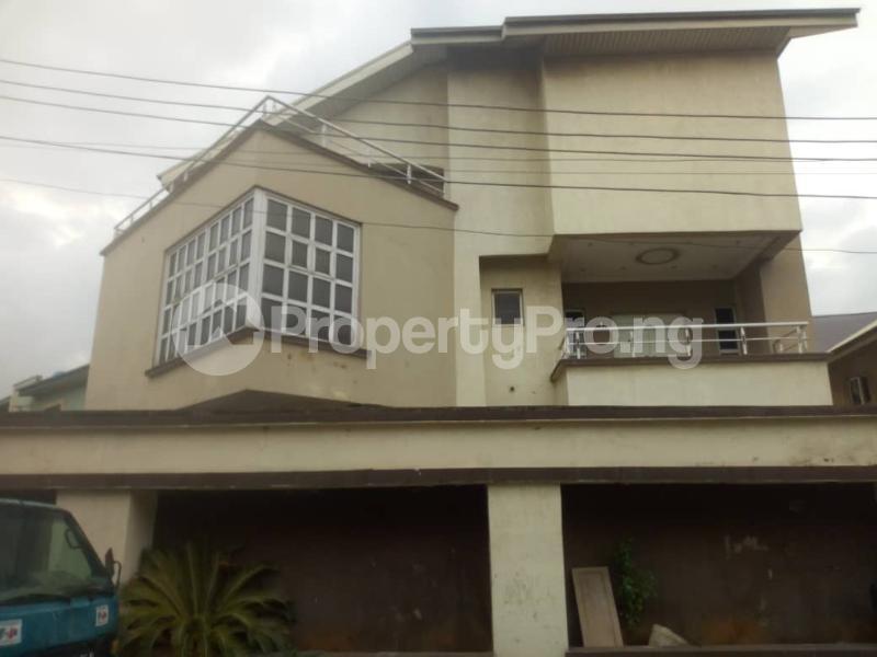 5 bedroom Detached Duplex House for sale IKOSI GRA, CMD ROAD, MAGODO CMD Road Kosofe/Ikosi Lagos - 1