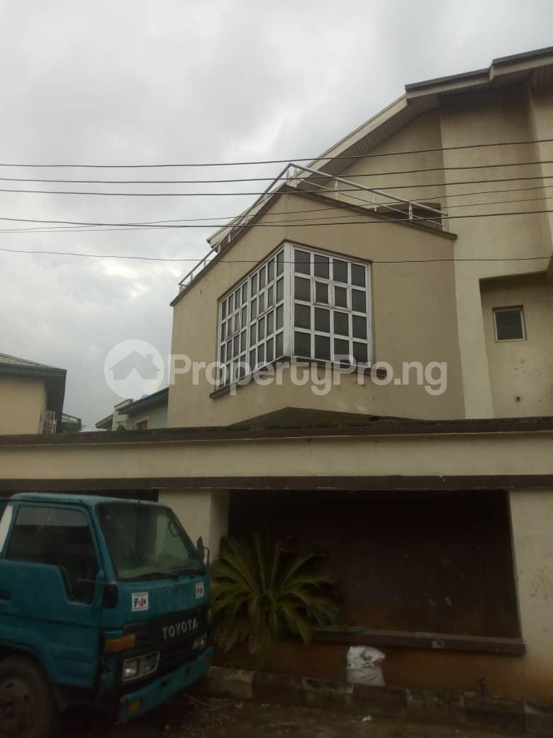 5 bedroom Detached Duplex House for sale IKOSI GRA, CMD ROAD, MAGODO CMD Road Kosofe/Ikosi Lagos - 2