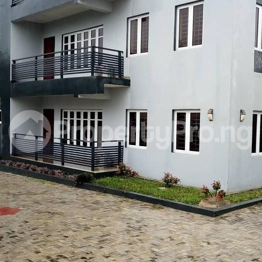 4 bedroom Blocks of Flats House for rent Wuye Abuja - 1