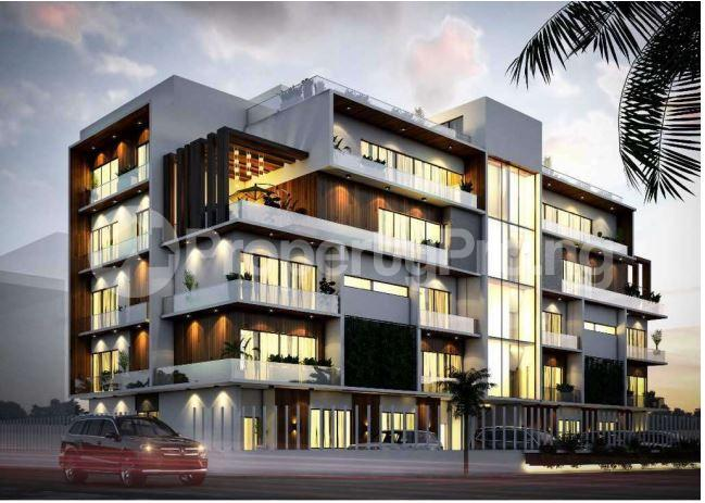4 bedroom Terraced Duplex House for sale Off Bourdillon Bourdillon Ikoyi Lagos - 0