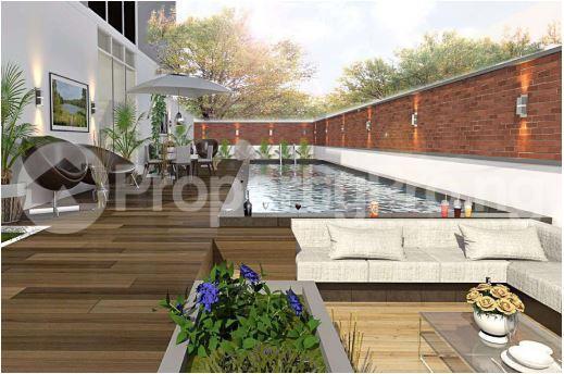 4 bedroom Terraced Duplex House for sale Off Bourdillon Bourdillon Ikoyi Lagos - 2