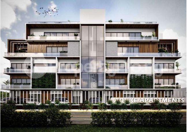 4 bedroom Terraced Duplex House for sale Off Bourdillon Bourdillon Ikoyi Lagos - 1