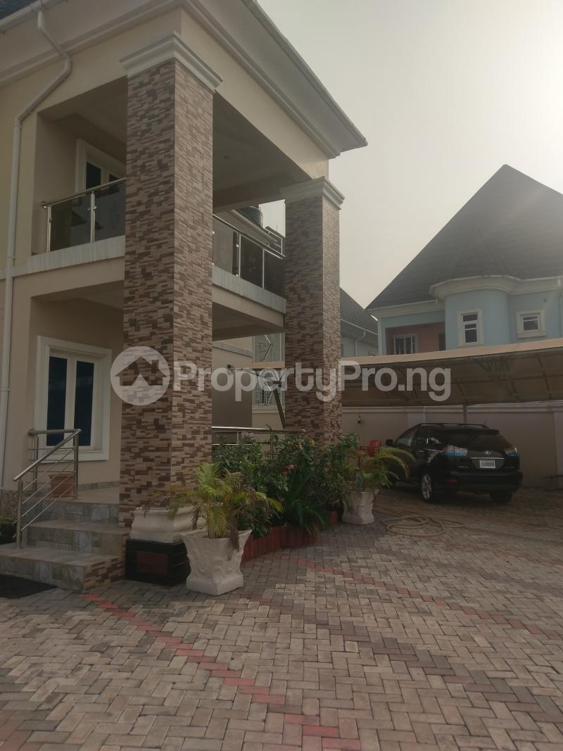 5 bedroom Detached Duplex House for rent Federal Housing Estate Directly Opposite Asaba Airport Asaba Delta - 2