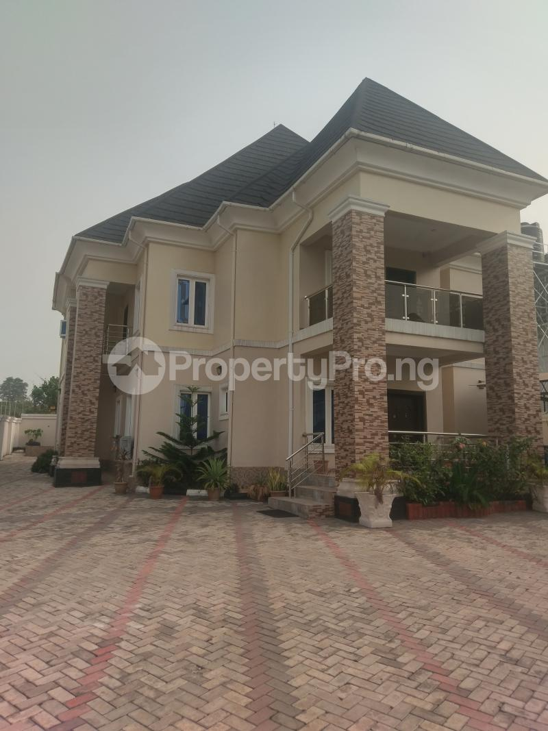 5 bedroom Detached Duplex House for rent Federal Housing Estate Directly Opposite Asaba Airport Asaba Delta - 1