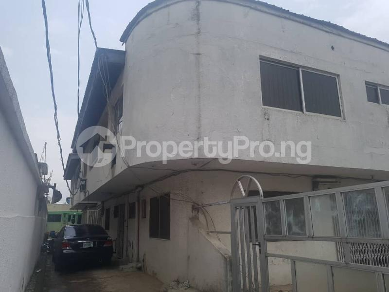 2 bedroom Office Space Commercial Property for rent Salvation Opebi Ikeja Lagos - 1