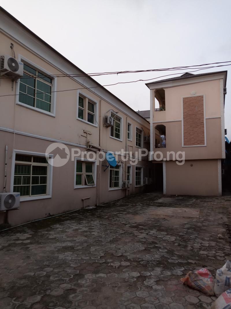 1 bedroom mini flat  Self Contain Flat / Apartment for rent Folagoro Fola Agoro Yaba Lagos - 1