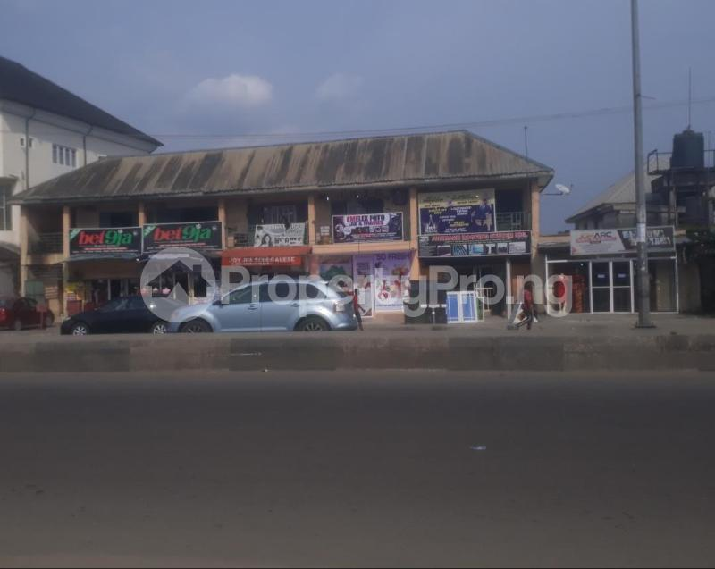 10 bedroom Shop Commercial Property for sale Along the major road Shell Location Port Harcourt Rivers - 0