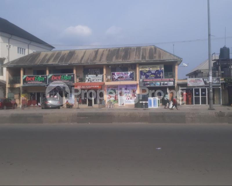 10 bedroom Shop Commercial Property for sale Along the major road Shell Location Port Harcourt Rivers - 1