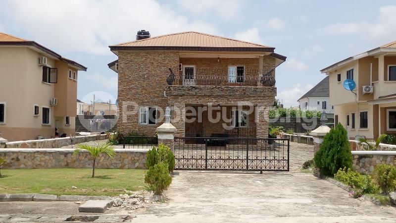 4 bedroom Detached Duplex House for sale Buena Vista Estate, Off Orchid Road Lekki Phase 2 Lekki Lagos - 0