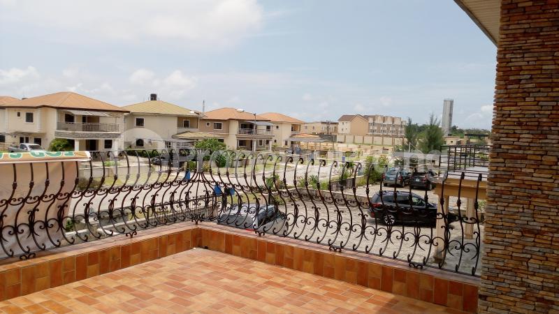 4 bedroom Detached Duplex House for sale Buena Vista Estate, Off Orchid Road Lekki Phase 2 Lekki Lagos - 38