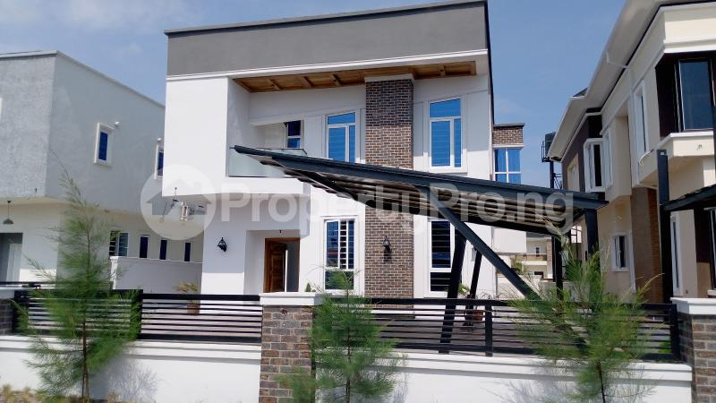 5 bedroom Detached Duplex House for sale Megamound Estate Ikota Lekki Lekki Phase 2 Lekki Lagos - 1