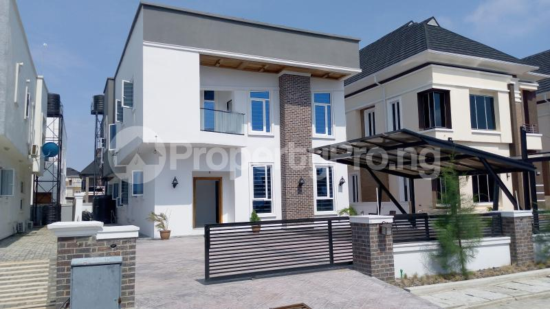 5 bedroom Detached Duplex House for sale Megamound Estate Ikota Lekki Lekki Phase 2 Lekki Lagos - 0