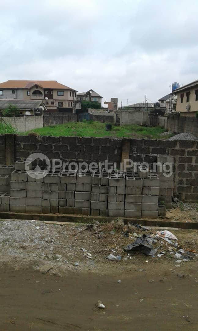 Residential Land Land for sale Green Field Estate  Ago palace Okota Lagos - 0