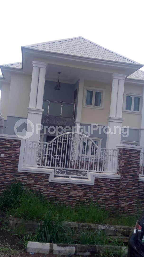 4 bedroom Detached Duplex House for sale  NNPC Estate, Lugbe Abuja - 1
