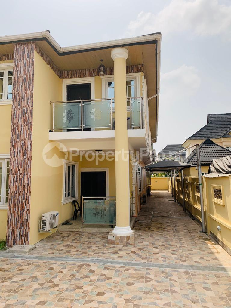 5 bedroom Detached Duplex House for shortlet Diamond Estate Monastery road Sangotedo Lagos - 3