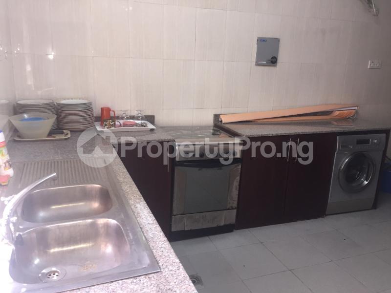 5 bedroom Terraced Duplex House for rent Ikogosi Close Osborne Foreshore Estate Ikoyi Lagos - 3