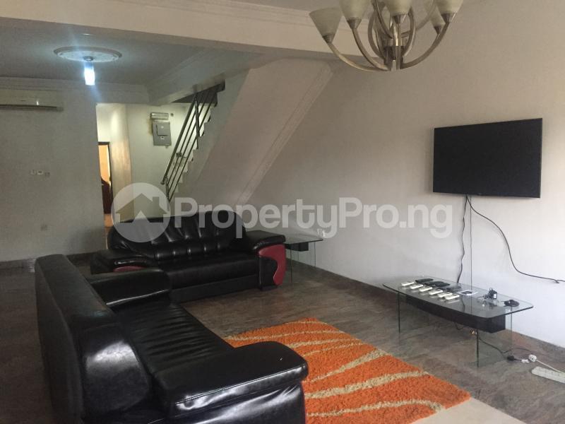 5 bedroom Terraced Duplex House for rent Ikogosi Close Osborne Foreshore Estate Ikoyi Lagos - 0