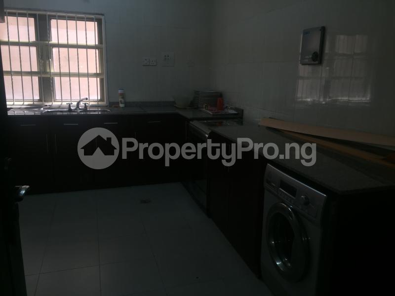 5 bedroom Terraced Duplex House for rent Ikogosi Close Osborne Foreshore Estate Ikoyi Lagos - 2