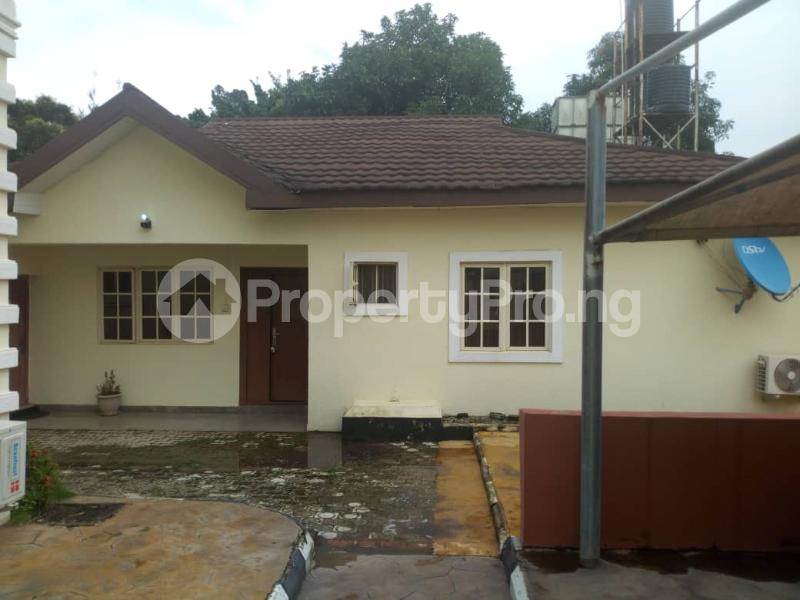 2 bedroom Semi Detached Bungalow House for rent Asokoro Abuja - 2