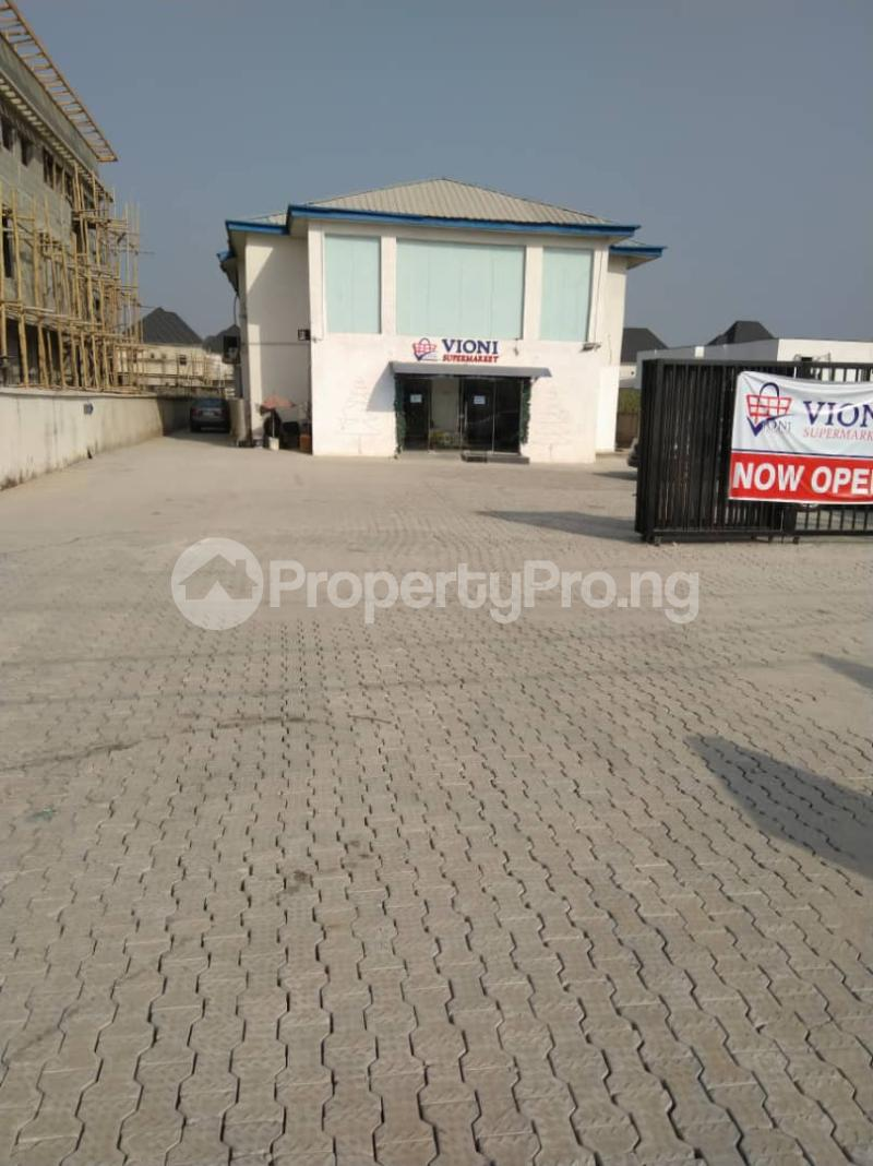 Shop Commercial Property for rent Directly along Orchid hotel road Lekki Lagos - 14