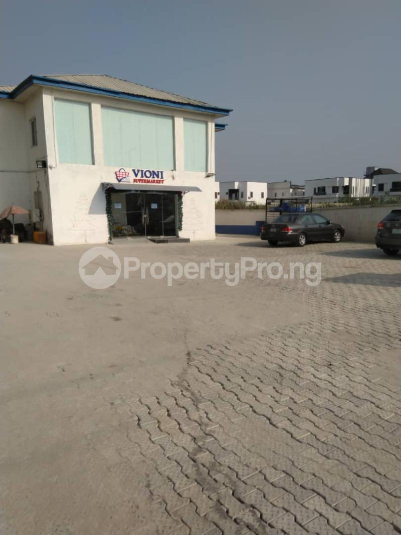 Shop Commercial Property for rent Directly along Orchid hotel road Lekki Lagos - 13