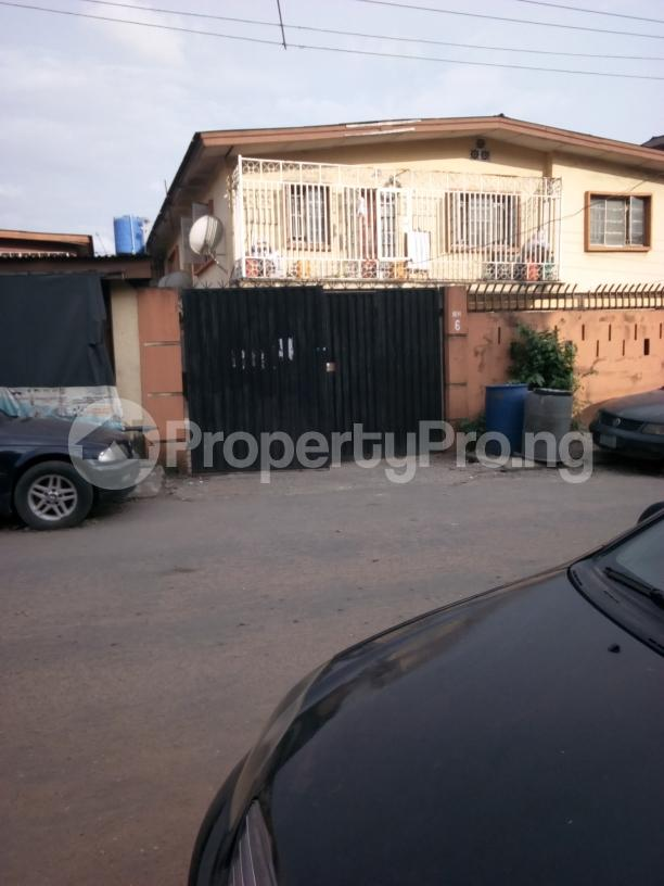 2 bedroom Block of Flat for sale Victoria Street Ojota Ojota Ojota Lagos - 0