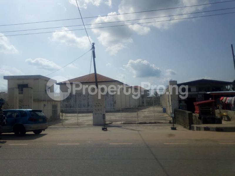 Warehouse Commercial Property for sale No 57, Brigadier Ademulegun Road, Ondo, Ondo State. Ondo West Ondo - 0