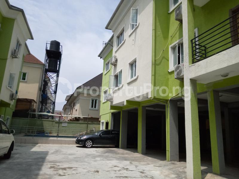 2 bedroom Blocks of Flats House for rent !gbo-efon Igbo-efon Lekki Lagos - 1