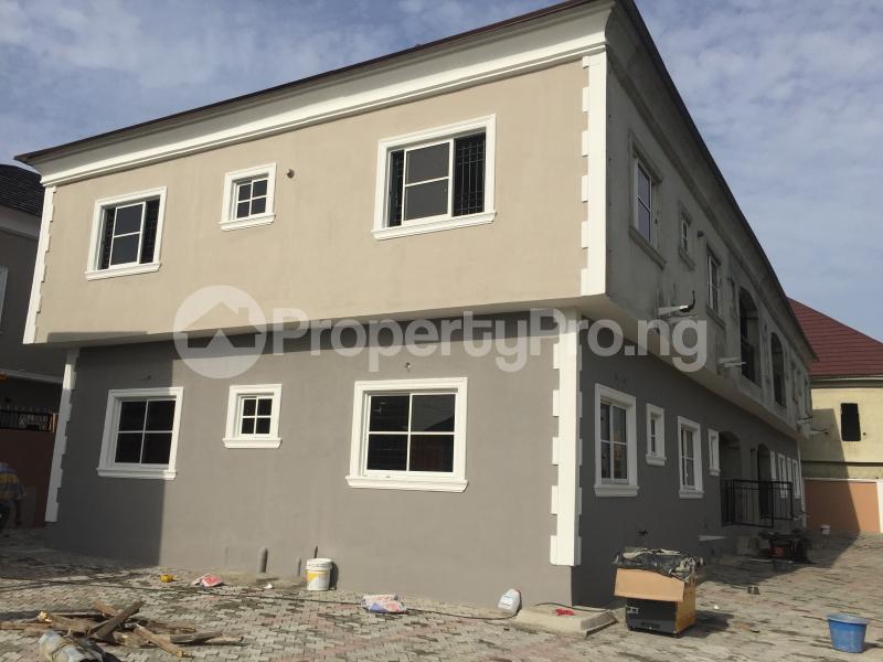3 bedroom Mini flat Flat / Apartment for rent Majek Majek Sangotedo Lagos - 0