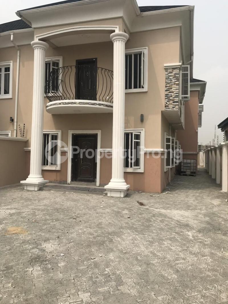 4 bedroom Detached Duplex House for rent Ilasan  Ilasan Lekki Lagos - 0
