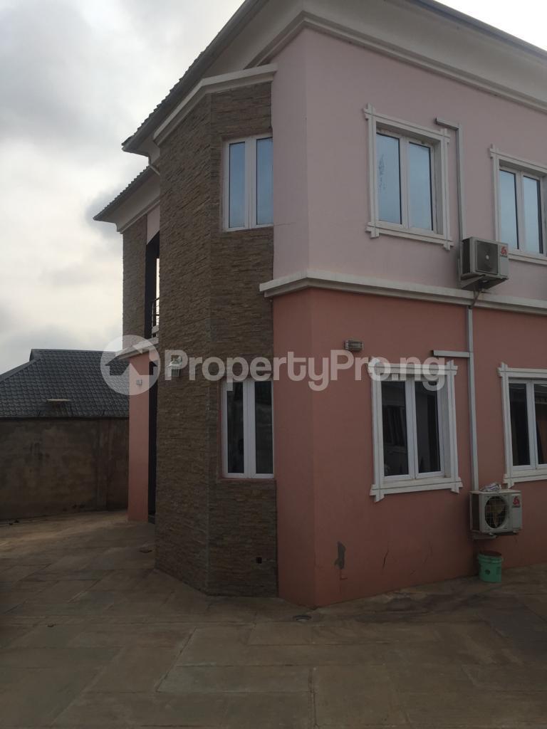 4 bedroom Detached Duplex House for rent orage gate oluyole Oluyole Estate Ibadan Oyo - 1