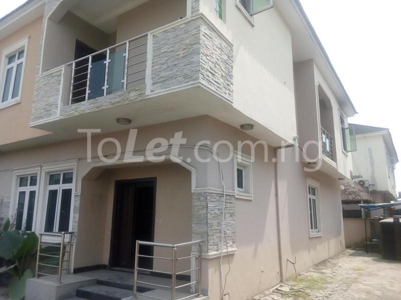 House for rent Chevron Lagos - 1