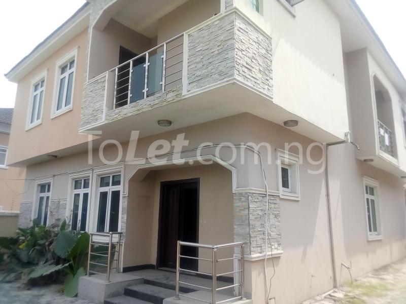 House for rent Chevron Lagos - 2