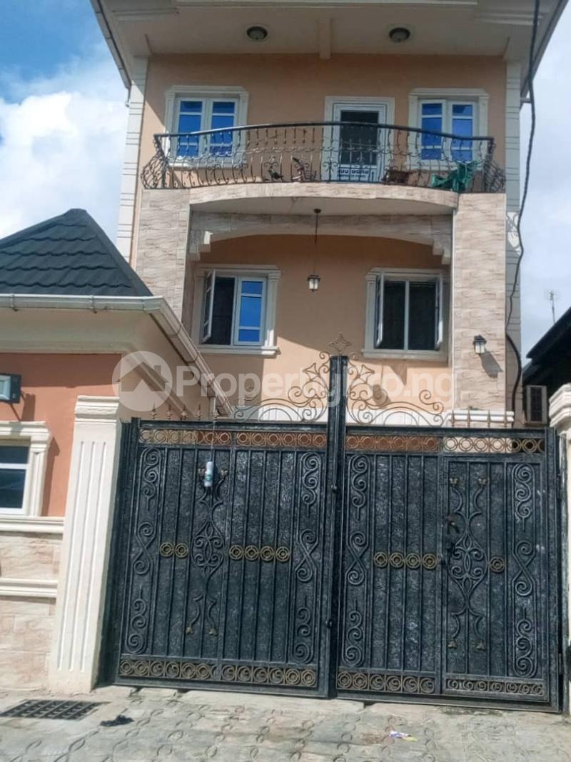 2 bedroom Blocks of Flats House for rent DENNIS CHURCH STREET Akoka Yaba Lagos - 17