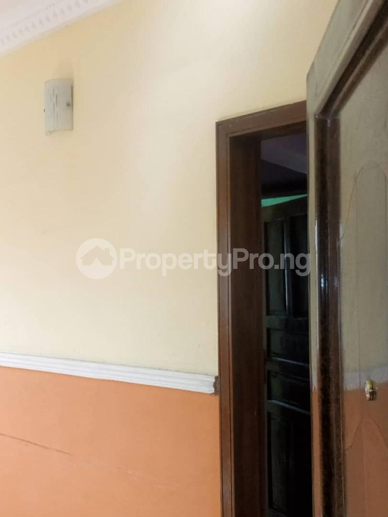 2 bedroom Blocks of Flats House for rent DENNIS CHURCH STREET Akoka Yaba Lagos - 1