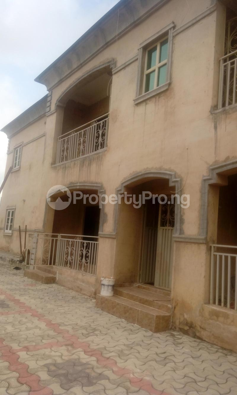 1 bedroom mini flat  Self Contain Flat / Apartment for rent ireakari estate  Akala Express Ibadan Oyo - 0